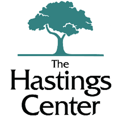 Logo of the Hastings Center, featuring a tree