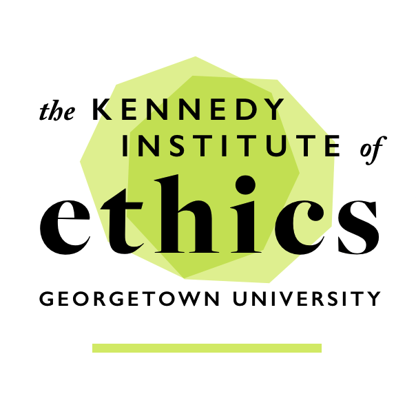 Logo of the Kennedy Institute of Ethics at Georgetown University